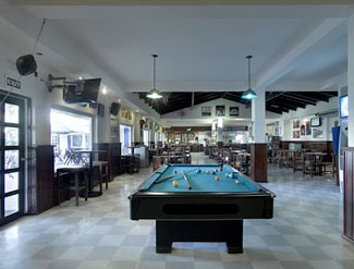 Sports Bar - Grand Palladium Palace Resort Spa and Casino - All Inclusive